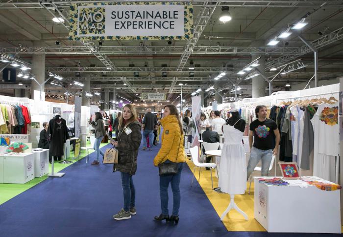 Moda sostenible, Sustainable Experience, moda sostenible, MOMAD Metrópolis, MOMAD, MOMAD Shoes,