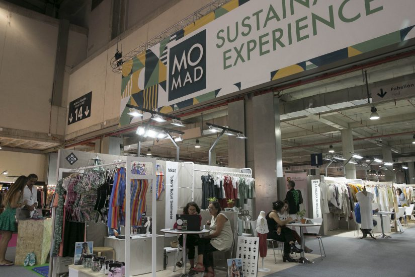IFEMA Feria de Madrid, Momad Metrópolis, MOMAD, Sustainable experience, Summer Terrace, Charo Izquierdo,
