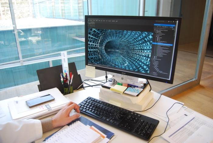 Centro Tecnológico del Calzado de La Rioja , calzado, suela de zapato, suela de calzado, antideslizamiento, deslizamiento, moldes, molde piloto, simulador informático, diseño digital de suela, CTCR,