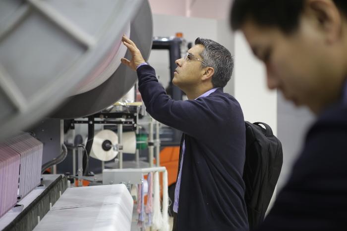 ITMA 2019, ITMA, Amec, Amtex, maquinaria textil europea, Mexico