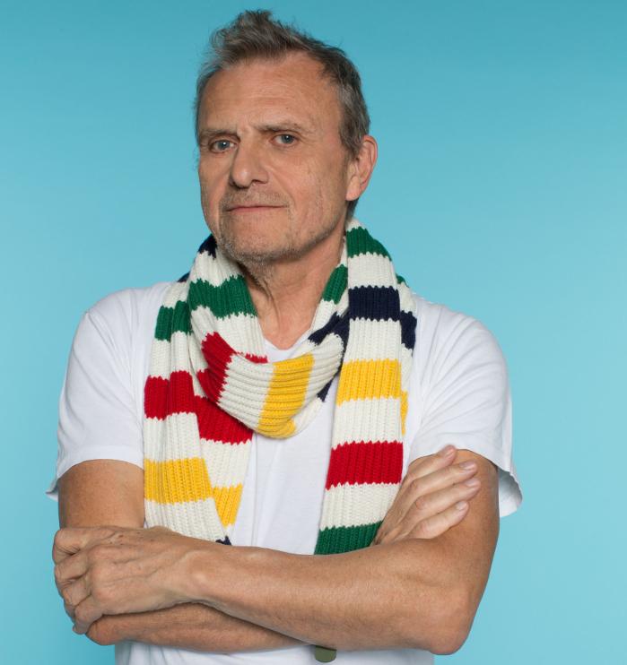 United Colors of Benetton, Benetton, director artístico, Jean-Charles de Castelbajac,