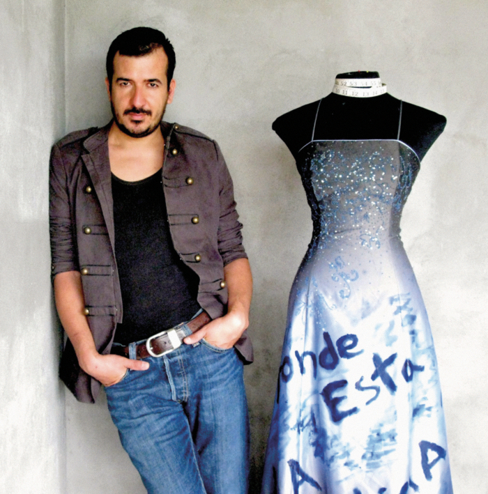 Vienna Fashion Week, Juan Carlos Gordillo, Discover, pulpa de madera, fibras celulósicas, sostenibilidad, Tencel Denim, Lenzing Group,