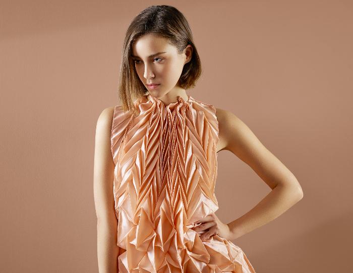 residuos textiles, economía circular, closed loop, hilo celulósico, Ruth Farrell, Eastman, Naia, Redress, Christina Dean, Redress Design Award,