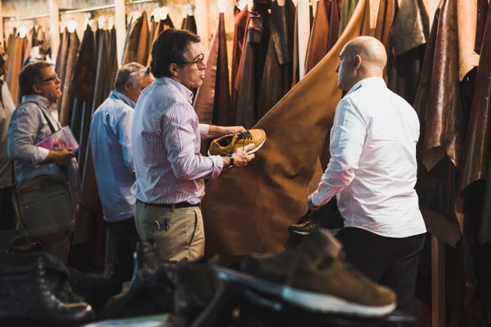 Tendencias de Moda Primavera-Verano 2020, Manuel Román, Institución Ferial Alicantina, Asociación Española de Empresas de Componentes para el Calzado, AEC, José Antonio Ibarra, Futurmoda, feria de calzado, calzado español, complementos para el calzado,