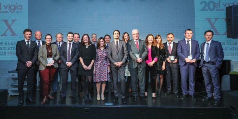 El Vigía, Premio a la Innovación Sectorial, Celeritas, Premios a las Mejores Iniciativas en Transporte, Logística e Infraestructuras de 2018,  logística