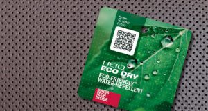 Heiq, DuPont Consumer Solutions, Wolverine World Wide Leather, Heiq Eco Dry, repelencia del agua, textiles ecológicos, PFC