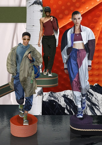 MarediModa, tendencias 2020, moda balneario, moda íntima, athleisure