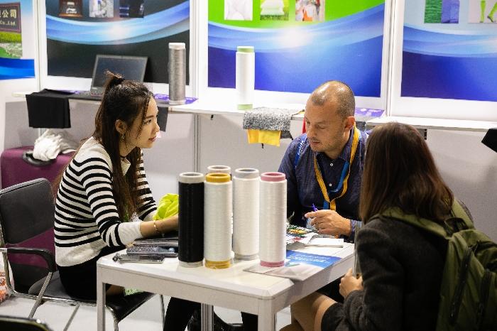 Yarn Expo, salones de hilados, sector textil en China, Feria de Frankfurt, Texprocil