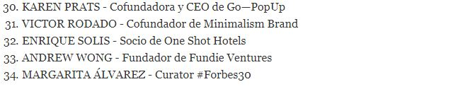 30 under 30 , 21 Buttons, Forbes, fashion social-commerce App ,