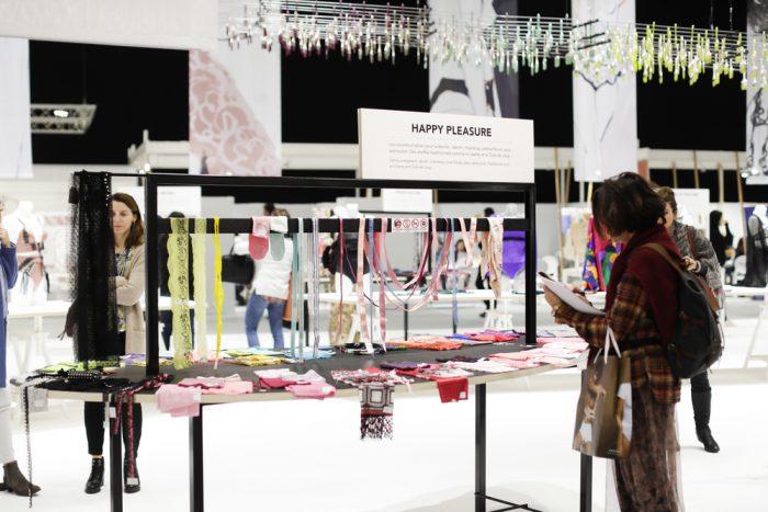 Salón Internacional de la Lencería, Interfilière, París, Eurovet, salones de lencería, salones de moda balneario, Puerta de Versalles