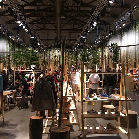Pitti Immagine, Pitti Uomo, Fortezza da Basso, Portugal, salones de moda masculina, moda portuguesa, Ecoalf, Tiwi