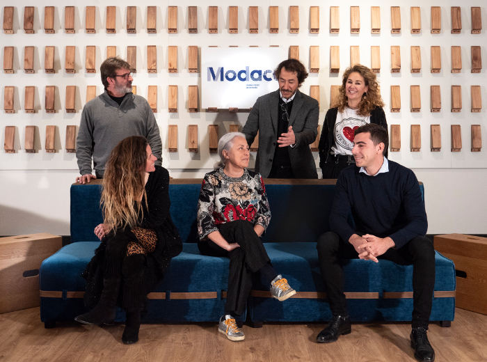 080 Barcelona Fashion, Teoh&Lea, Lola Casademunt, Sita Murt, Escorpión, Naulover ,Lebor Gabala, Marcas de moda catalanas, MODACC, Clúster Catalán de la Moda,