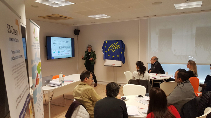 Leitat, AEI Tèxtils, sector textil, MIDWOR-LIFE, Life-Flarex en Cataluña, Life-Flarex,