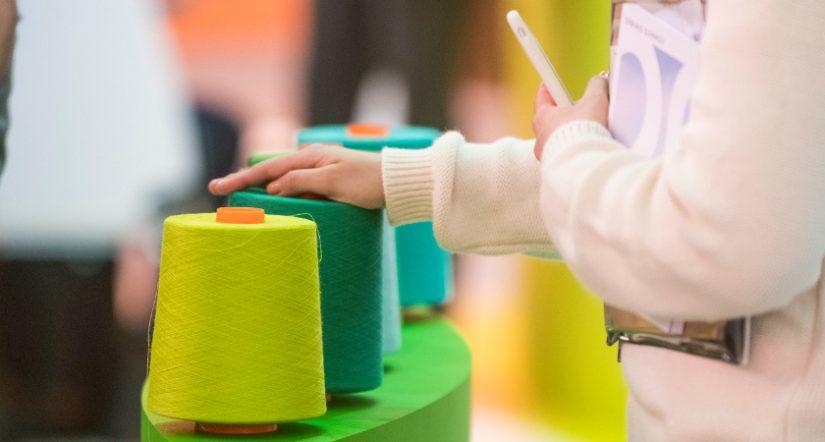 Première Vision Paris, Maison d'Exceptions, Wearable Lab, salones textiles