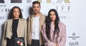 Remix, IFF, International Fur Federation, Vogue Talents, peletería, Berivan Cemal, Saga Furs