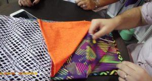 Emitex, INTI, Proyecto Seda, salones tecnología textil, producción sérica, Feria de Frankfurt