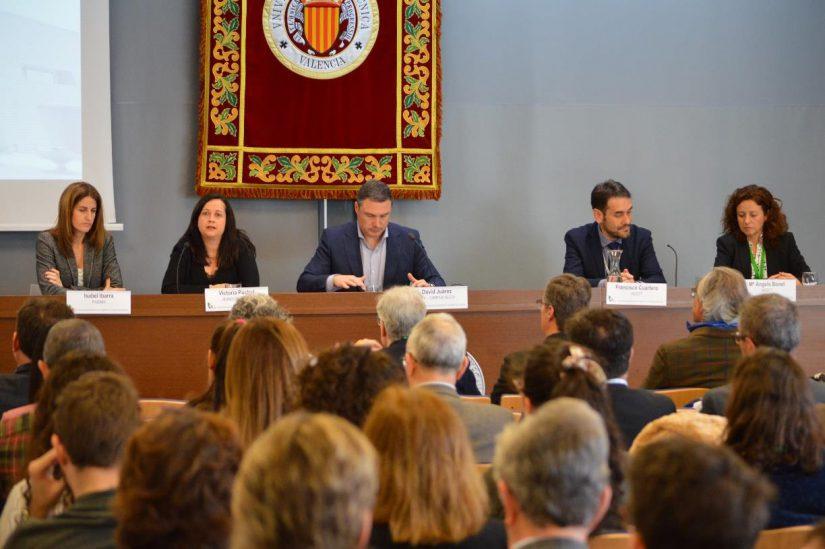 Campus de Alcoy, Simposium de la AEQCT, AEQCT, Asociación Española de Químicos y Coloristas Textiles