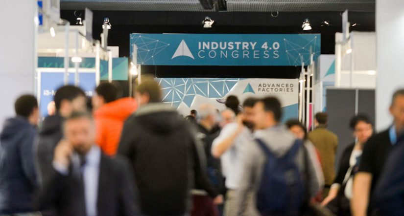 Industry Startup Forum,  Factories of the Future Awards, Industry 4.0 Congress, Advanced Factories,industria 4.0,