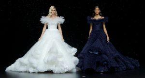moda nupcial, Atelier Pronovias 2020, VBBFW, Valmont Barcelona Bridal Fashion Week,