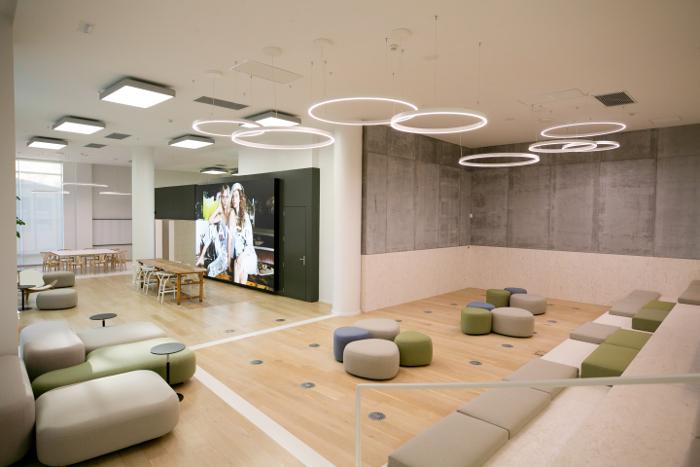 centro de innovación digital, innovación digital, omnicanalidad, distrito 22@, Mango, Retail,