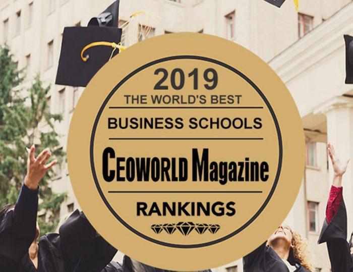 Ceoworld, escuelas de negocios, IESE, Esade, IE Business School, Insead, Sloan School of Management, Harvard Business School, Lisbon MBA