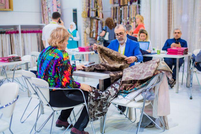 Heimtextil Rusia, Crocus Expo, economía rusa, salones de textilhogar