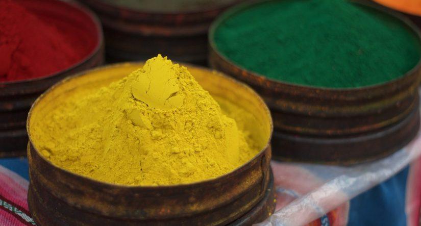 tintes naturales para tejidos, pigmento, medioambiente, Nextil,  Horizon Greendyes