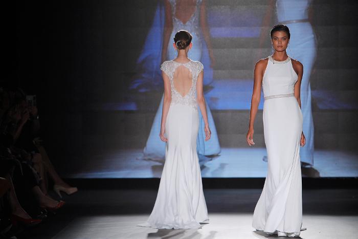 Marchesa, Rosa Clarà , Pronovias, Valmont Barcelona Bridal Fashion Week,  VBBFW,