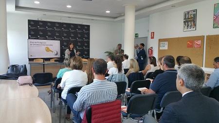 LSE, AEC, Plan de Protección de Secretos Empresariales, Asociación Española de Empresas de Componentes para el Calzado,
