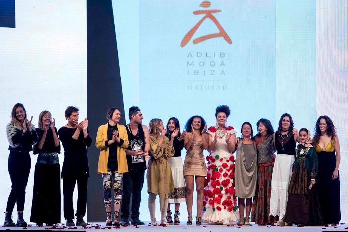 48ª edición de la Pasarela Adlib, pigmentos naturales, algodón orgánico, upcycling, Adlib Moda Ibiza, sostenibilidad, Ibiza Fashion Week, Adlib