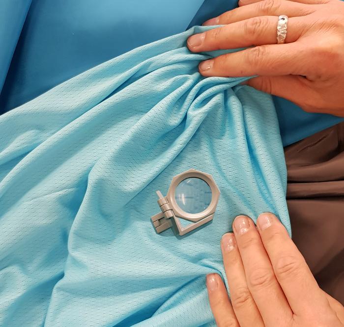 fibras, hilados, soluciones de tejido , HeiQ Fabric Lab, HeiQ,tejidos funcionales,