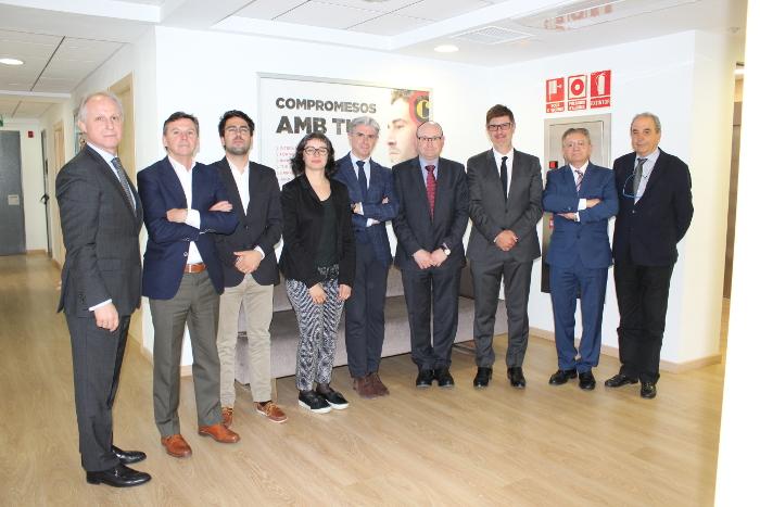 CIE , José Serna, sector textil, Felipe Carrasco , Consejo Intertextil Español