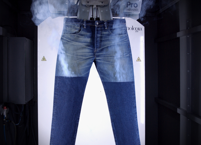 Jeanologia, denim, jeans, ITMA 2019, sostenibilidad, digitalización, Jeanologia ITMA