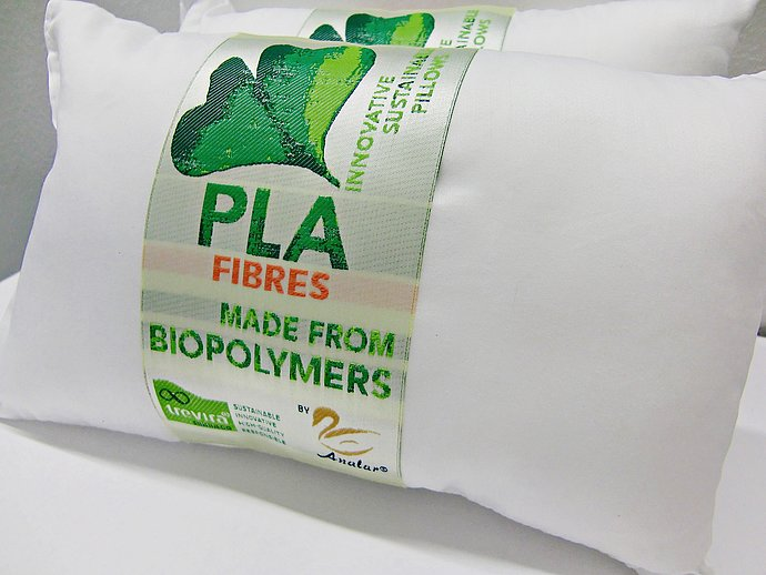 Trevira, Indorama Ventures, PLA, bioplímeros, Pluumo, Vertisol, GRS, PJP Fibers