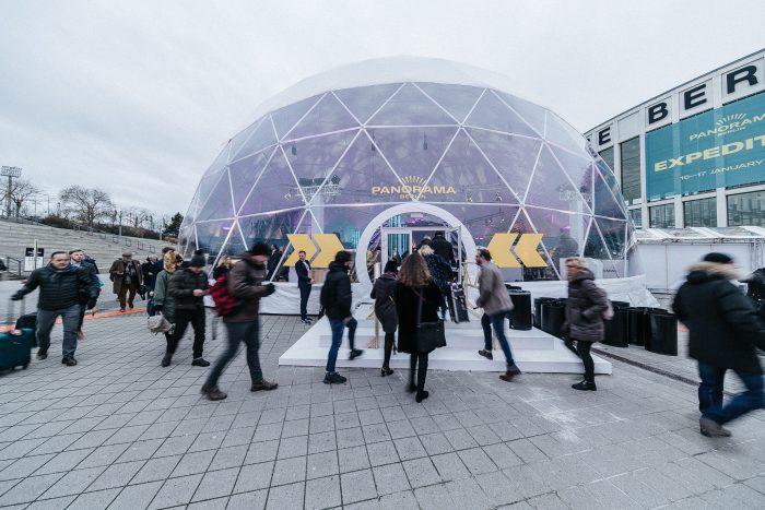 Panorama Berlín, salones de moda, Feria de Berlín, moda para ocasiones especiales, trajes de novia