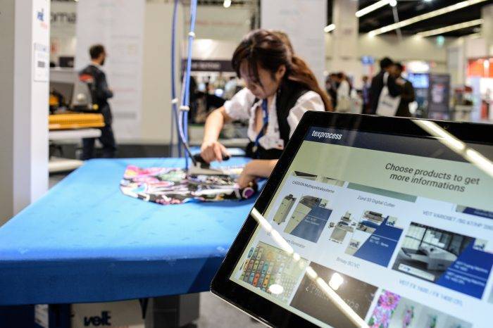 Techtextil, Texprocess, Feria de Frankfurt, sostenibilidad textil, salones de textiles técnicos, Fashionsustain, Texpertise Network, AEI Tèxtils, Congreso de Dornbirn