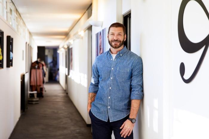 director de diseño global, Hunkemöller, Andrew Lane, Philip Mountford, lencería, moda de baño, ropa de noche , moda femenina.