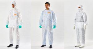 Toray, Livmoa, Livmoa CL, tejidos protectores en sanidad, prendas para salas blancas, FBRI, Toraymicron