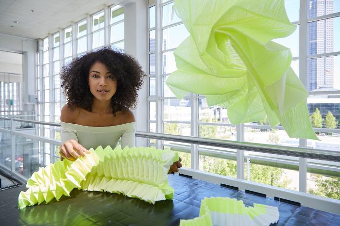 Feria de Frankfurt, Techtextil, Texprocess, salones de textiles técnicos, salones de tecnología confeccionista, sostenibilidad en textil/moda, Michael Jänecke,