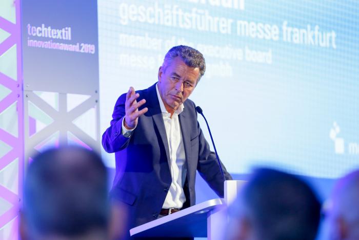 Techtextil, Texprocess, Feria de Frankfurt, Premios a la Innovación, salones de textiles técnicos, salones de procesamiento confeccionista, innovación en textil/confección