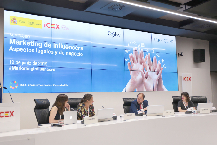 ICEX Influencer , ICEX , Influencer, marketing digital, ICEX España Exportación e Inversiones