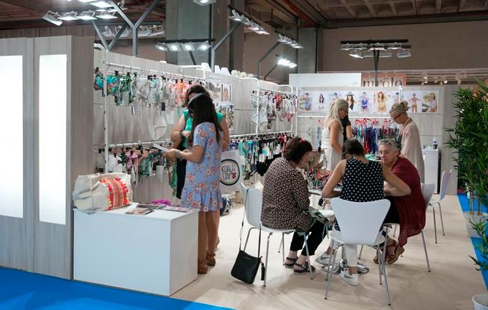 moda baño, lencería, moda baño y lencería ,Salón Internacional del Textil, Calzado y Accesorios, Momad, ifema, feria de madrid