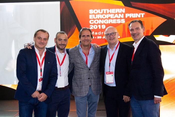 Federation of European Screen Printers Associations, Congreso FESPA , FESPA, Industria 4.0, impresión digital textil,