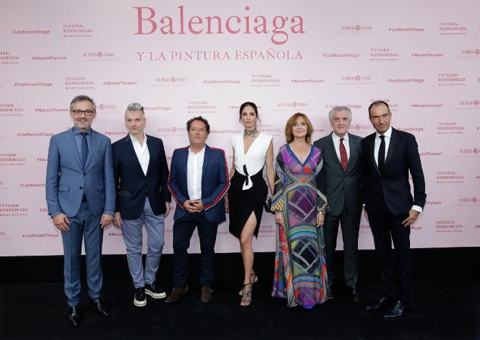Las Rozas Village, Balenciaga, Balenciaga y la pintura española, Museo Thyssen, Museo Nacional Thyssen–Bornemisza,