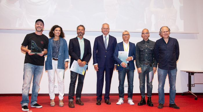 ITMA Research & Innovation, ITMA, sostenibilidad, innovación textil, premios a la innovación, ITMA Industry Excellence Award, ITMA Sustainable Innovation Award,