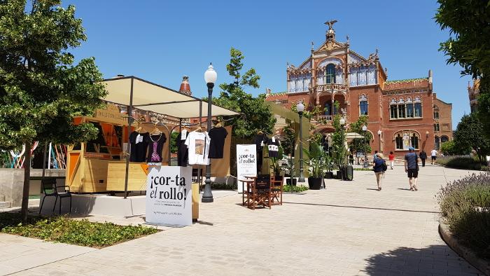 Maza CoAtelier,LCI Barcelona, Epson, SEAQUAL, B·SEArcular, 080 BCN Fashion,