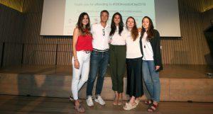 080 Barcelona Fashion, Investor Day, B-Come, Sea2See, starts-ups de moda, Seek & Click, B-Come, Sea2See