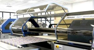 Mimaki, Tiger 1800B MkII, European Digital Press Association, ITMA, impresión digital textil