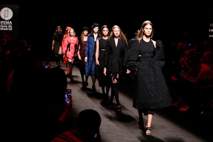 Nuria de Miguel, Charo Izquierdo, Madrid Capital de Moda, Samsung Ego, Feria de Madrid, MBFWMadrid, MBFWM, IFEMA,