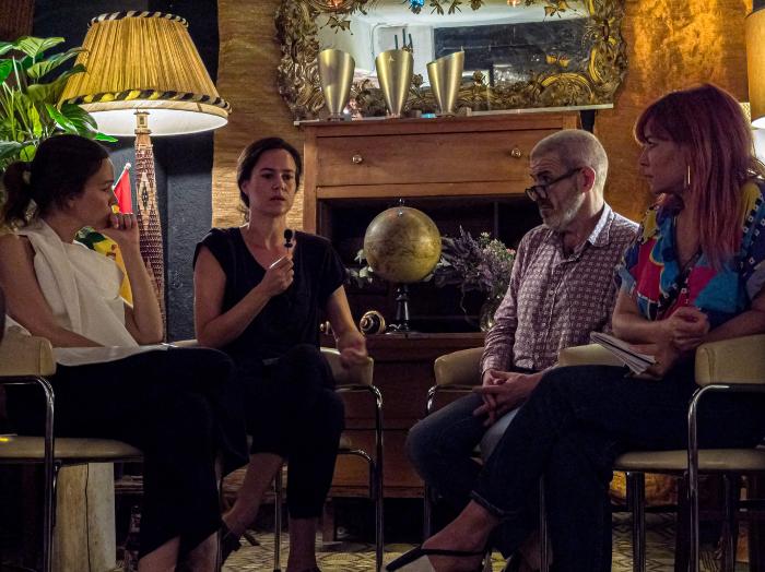 Carlota Gramund, Mariana Gramund,Sidikai,Diana Aller, Lorenzo Caprile, el Arte de Vivir, fast fashion, Youtopía, impacto medioambiental,